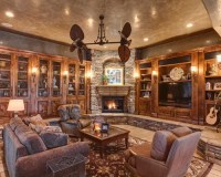 Stone Fireplace Ideas, Pictures, Remodel and Decor
