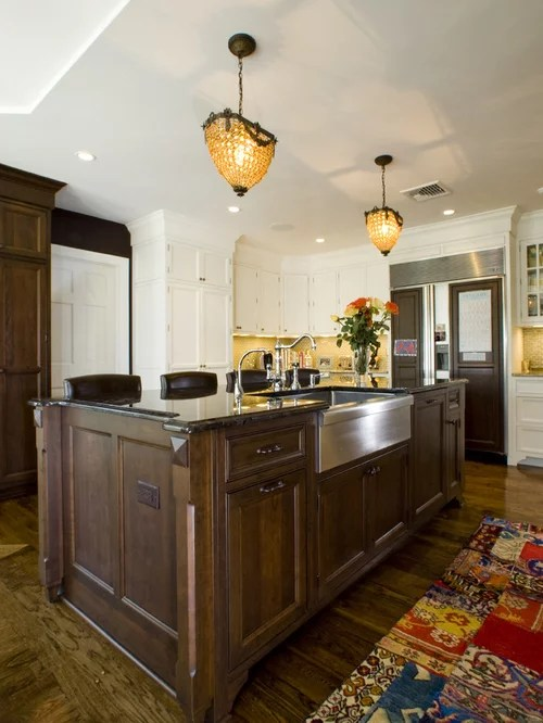 farm sinks for kitchens kitchen counter table stainless sink | houzz