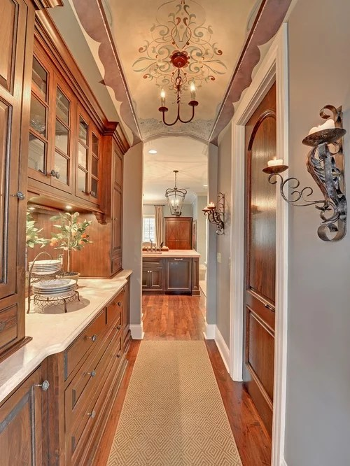 Walk Through Butlers Pantry Houzz