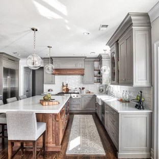 kitchen design ideas images wall shelves for 75 most popular traditional 2019 stylish designs elegant photo in new york