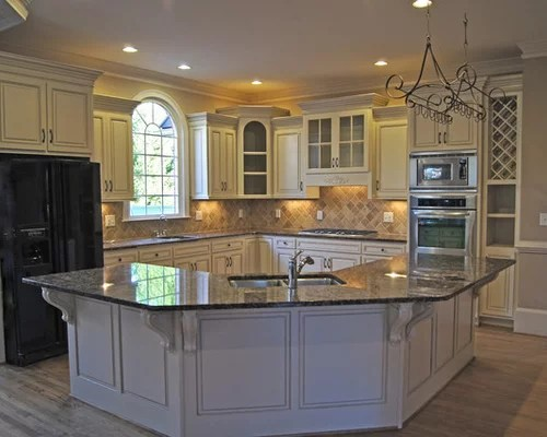 Kitchen Cabinet Refinishing Home Design Ideas Pictures