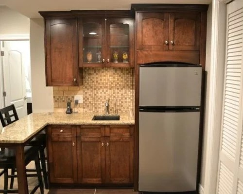 Basement Kitchenette Home Design Ideas, Pictures, Remodel