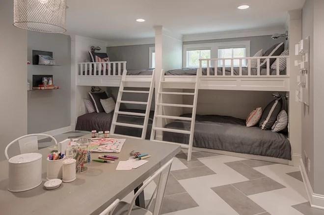Clásico Dormitorio infantil by Studio M Interiors