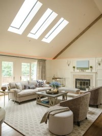 Cathedral Ceiling Skylight Home Design Ideas, Pictures ...