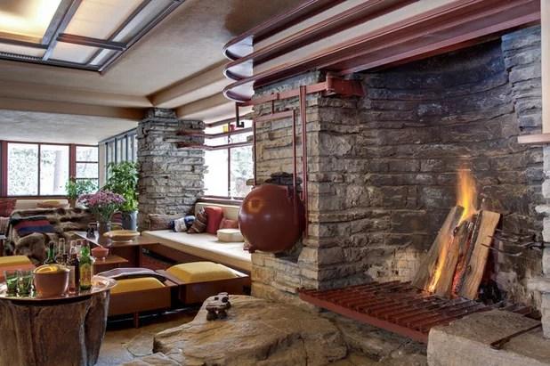 MustKnow Modern Homes Frank Lloyd Wrights Fallingwater