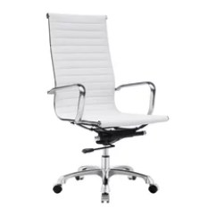 Modern White Desk Chair Hanging Bali 50 Most Popular Office Chairs For 2019 Houzz Fmi Conference High Back