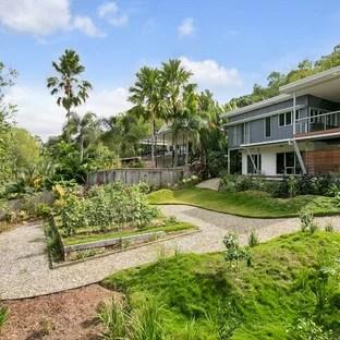 popular tropical garden