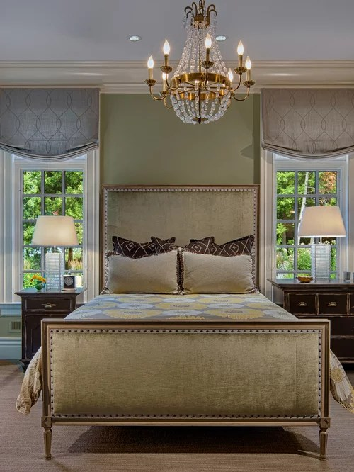Relaxed Roman Shade Valance Home Design Ideas Pictures Remodel and Decor