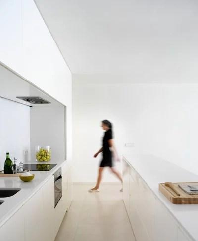 Moderno Cocina by Fran Silvestre Arquitectos