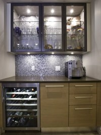 Wine Glass Cabinet | Houzz