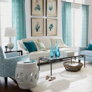 ethan allen living room ideas images of small elegant rooms photos houzz inspiration for a mid sized beach style formal and open concept dark wood floor save photo bit blue by