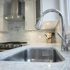 Waterfront House - Contemporary - Kitchen - by from [in ...