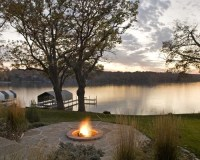 Fire Pit Patio | Houzz
