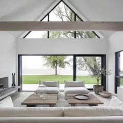 Pics Of Modern Living Rooms With Cherry Wood Floors 75 Most Popular Room Design Ideas For 2019 Stylish Example A Minimalist Open Concept Light Floor In Milwaukee White