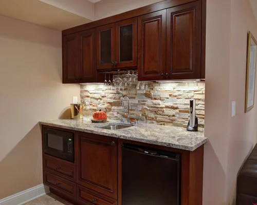 Eclectic Basement Design Ideas, Pictures, Remodel & Decor