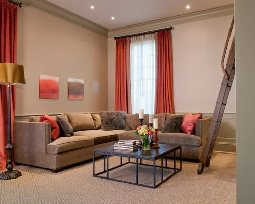 living room color ideas for light brown furniture wall picture frames and orange home design ideas, pictures, remodel ...