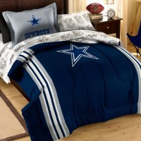 NFL Dallas Cowboys Bedding and Room Decorations