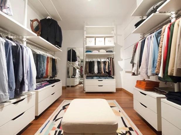 Checkliste Ankleidezimmer so planen Sie Stauraum und Extras