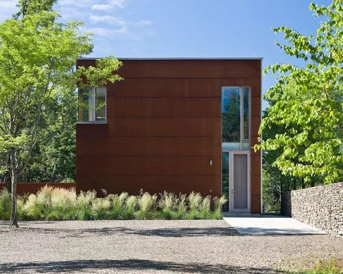 Corrugated Steel Siding Ideas Pictures Remodel And Decor