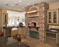 Best Indoor Wood-Fired Pizza Oven Design Ideas & Remodel ...