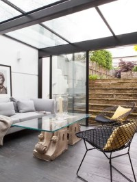 Conservatory Design Ideas, Renovations & Photos with Dark ...