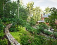 Residential Steep Slope Landscaping Home Design Ideas ...