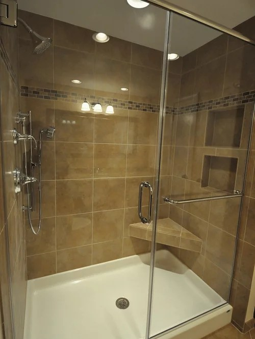 Fiberglass Shower Base Ideas Pictures Remodel and Decor