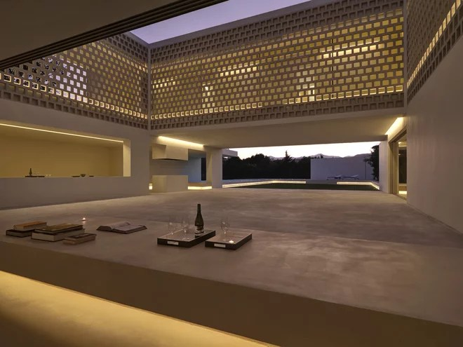 Contemporáneo Patio by gus wustemann architects