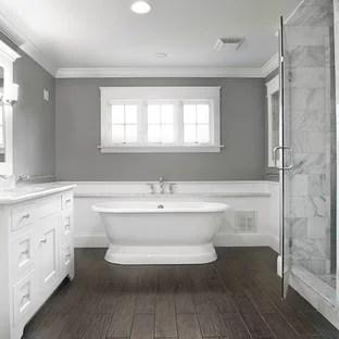 dark floor bathroom ideas