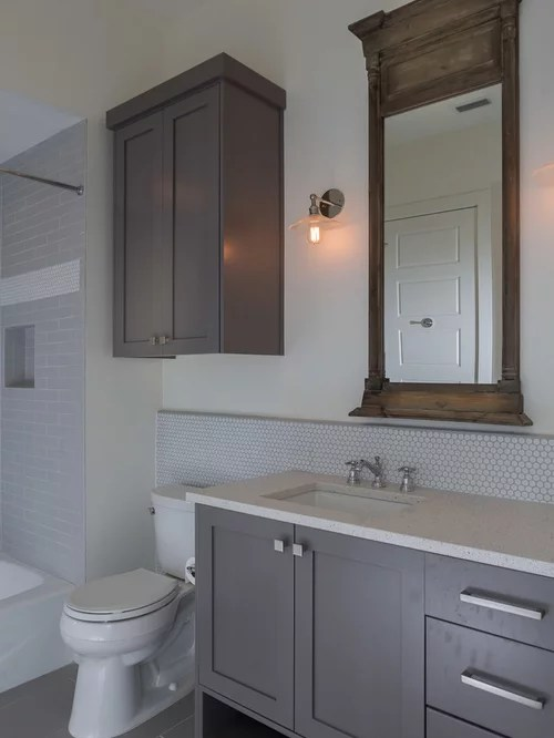 under mount kitchen sink hansgrohe metro e high arc faucet over toilet storage | houzz