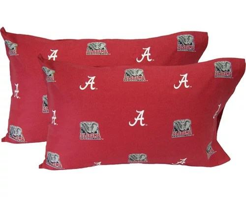 Alabama Crimson Tide Bedroom Accessories - Bedroom Style Ideas