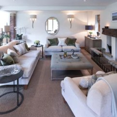 Country Living Room Ideas Images Colour Schemes Grey Sofa 75 Most Popular Design For 2019 Stylish Farmhouse In Cheshire