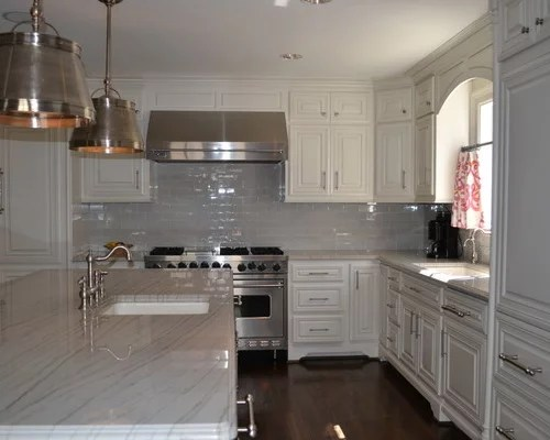 kitchen backsplash ideas on a budget swinging doors bianco macabus quartzite home design ideas, pictures ...