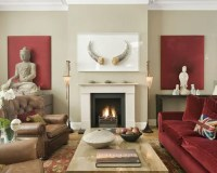 Taupe Red | Houzz