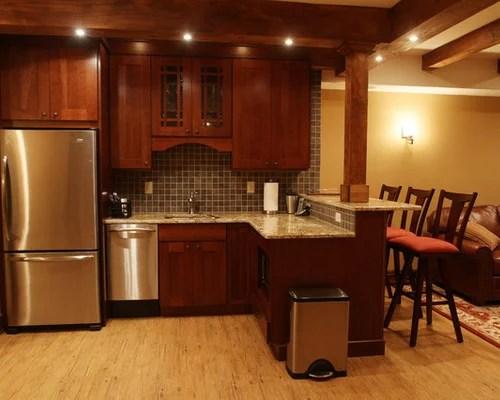 Basement Kitchen Bar Home Design Ideas, Pictures, Remodel