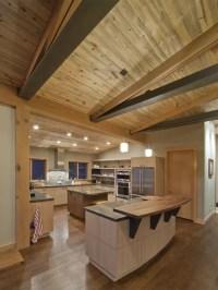 Wood Ceiling Ideas | Houzz