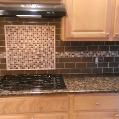 Slate Backsplash In Kitchen Outdoor Cabinet Ideas - Subway 3
