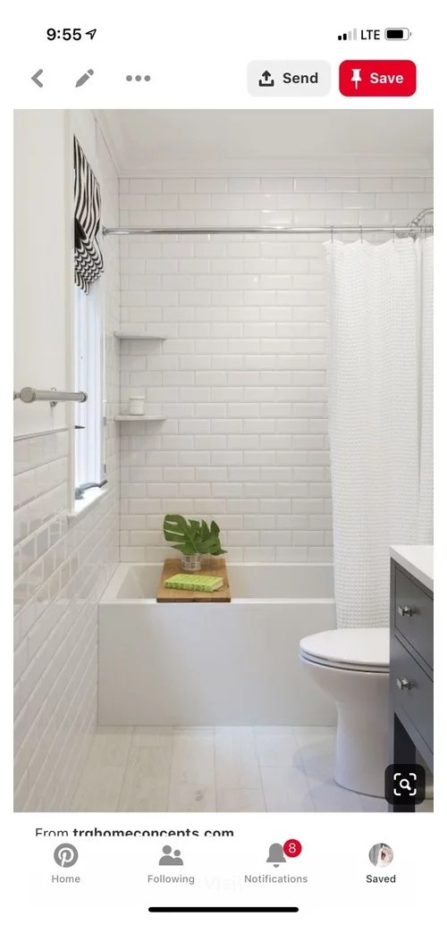 best white grout for white subway tile