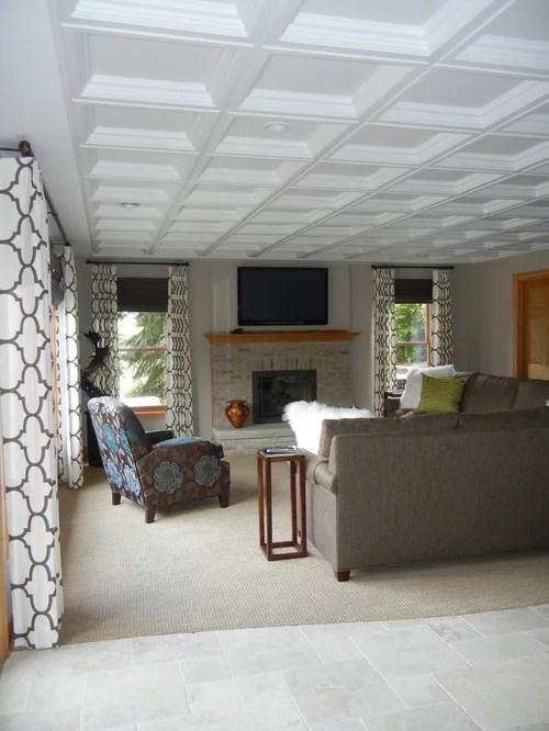 Drop Ceiling Tile  Houzz