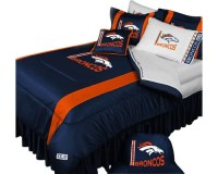 NFL Denver Broncos Bedding and Room Decorations