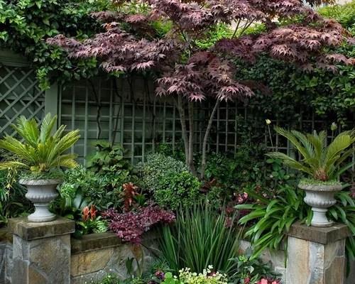 Corner Garden Houzz