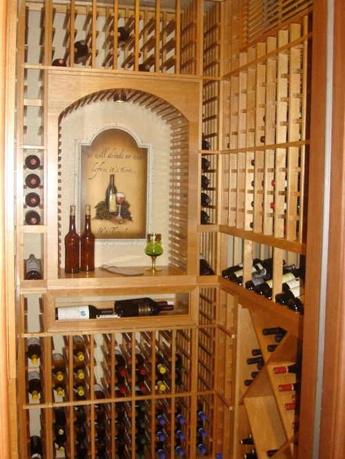 Small Wine Cellar Ideas Pictures Remodel And Decor