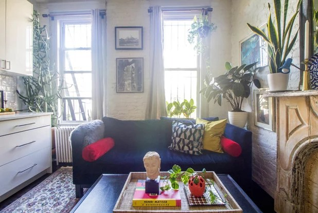 My Houzz Chic Updates To A 350 Square Foot NYC Apartment