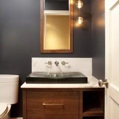 Kitchen Island Light Fixture Triangle Table Off Center Sink Vanity | Houzz