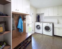 Mud Room Office Combo Home Design Ideas, Pictures, Remodel ...