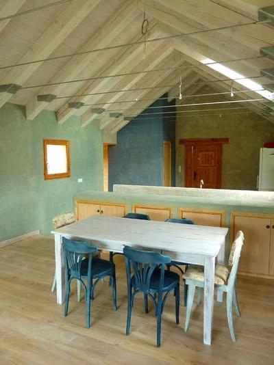 Casa de campo Comedor by tourillon arquitectura