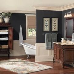 Remodeling Open Kitchen Living Room Wallpaper Designs Benjamin Moore French Beret | Houzz
