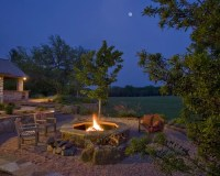 Backyard Fire Pit Ideas, Pictures, Remodel and Decor