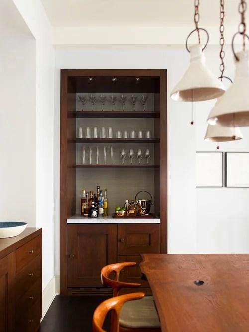 Small Home Bar  Houzz