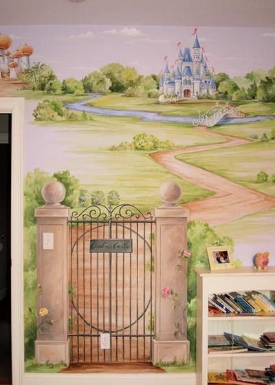 Fun Houzz 12 Kids Bedrooms Inspired By Disney Classics